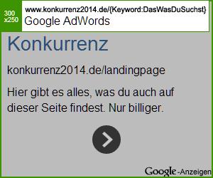 Google Publisher Toolbar - Anzeigen-Overlays