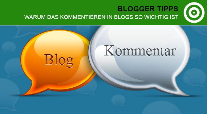 Blog Kommentare