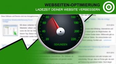 So einfach kannst du die Ladezeit deiner Website verbessern