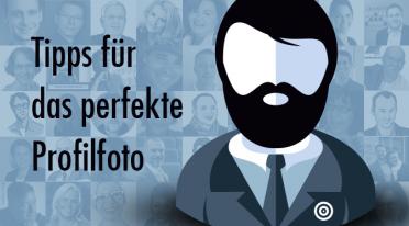 Tipps für ein optimales Profilbild