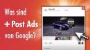 +Post Ads - So funktioniert das Feature von Google