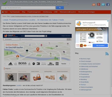 +Post Ads -Google+ Beitrag auf Webseite
