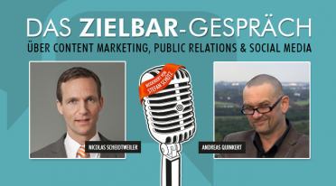 Drei Ecken, ein Elfer – über Content Marketing, Public Relations & Social Media