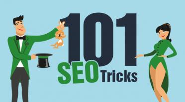 101 SEO-Tricks, die deine Website nach vorne bringen