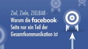 Facebook - Nur ein Teil der gesamten Kommunikation