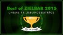 Best of Zielbar 2015 – Unsere 15 Lieblingsbeiträge