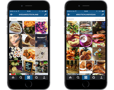 Instagram: Hashtag-Recherche Alternativen