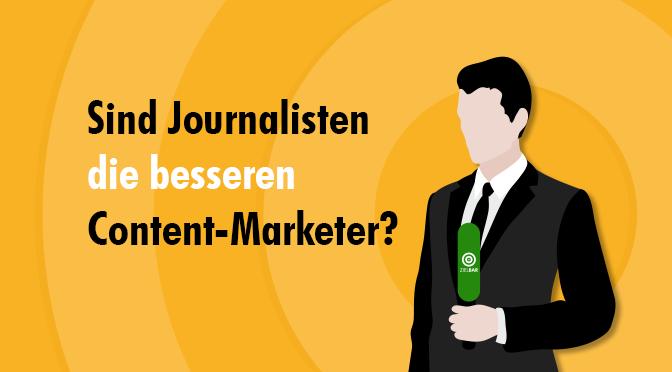 Sind Journalisten die besseren Content-Marketer?