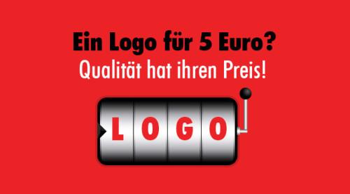 Qualität hat ihren Preis – Warum du bei deinem Logo nicht auf Billiganbieter setzen solltest