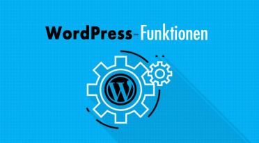 WordPress erweitern – Schlanke Skripte statt systemhungrige Plugins