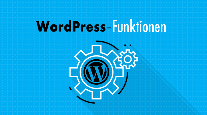 WordPress-Funktionen