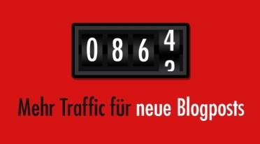 Diese Methoden erhöhen die Reichweite deiner neuen Blogartikel