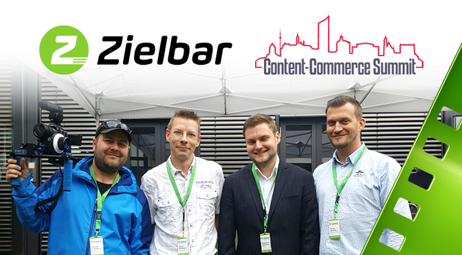 Zielbar beim Content-Commerce Summit 2016