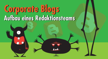 Redaktionsteam für das Corporate Blog: Worauf es beim Start ankommt