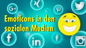 Satzzeichen & Emoticons in den sozialen Medien: Wie damit umgehen?