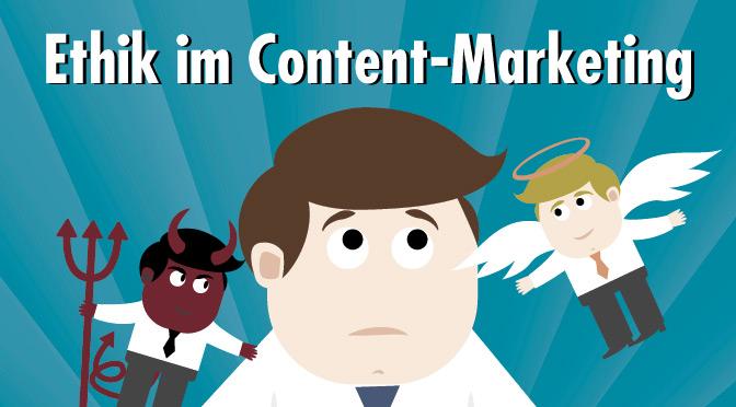 Braucht Content-Marketing einen eigenen Ethik-Kodex?
