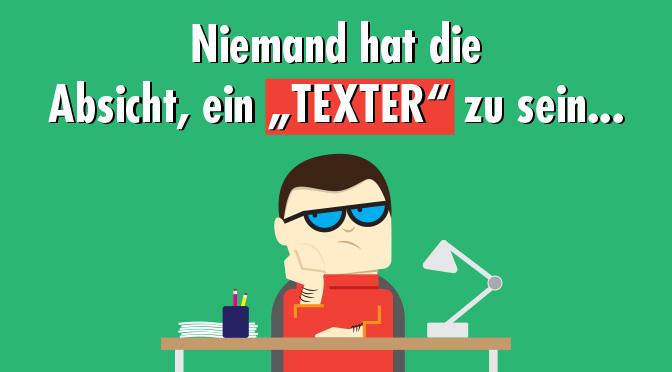 Das Elend der Texter in Deutschland – Rant über ein ramponiertes Berufsbild