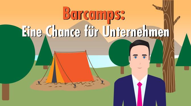 Barcamp für Unternehmen: Weiterbildung mit Netzwerkchancen