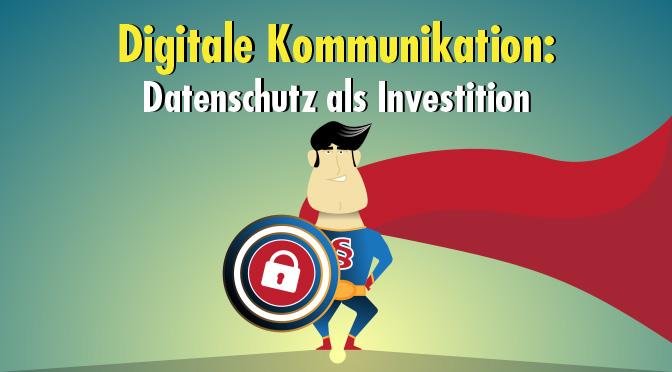 Datenschutz wird für Unternehmen in Zukunft viel Geld wert sein – Ein Weckruf