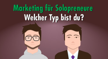 Marketing für Solopreneure: Wie viel Web darf es für dich sein?