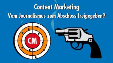 Warum Content-Marketing (möglicherweise) ein präventives Krisenmanagement benötigt