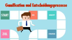 Wie Gamification in Unternehmen als Entscheidungshilfe eingesetzt werden kann