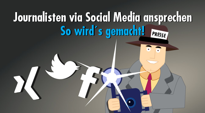 Erfolgreiche Ansprache: Wie Unternehmen Journalisten via Social Media erreichen