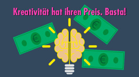 Kreativität ist ein komplexer Problemlösungsprozess – und hat ihren Preis