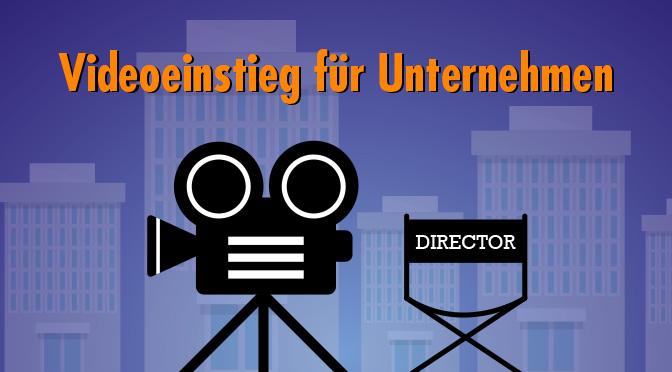 Wie Unternehmen mit der Produktion eigener (kleiner) Videos starten können