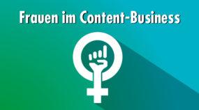 Bühne frei für Content-Expertinnen! Eine Handreichung für Veranstalter