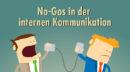 Fünf Fehler in der internen Kommunikation, die kein Unternehmen braucht