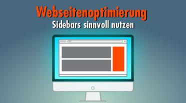Wie du die Sidebar deiner Website mit relevanten Themen und Inhalten füllst