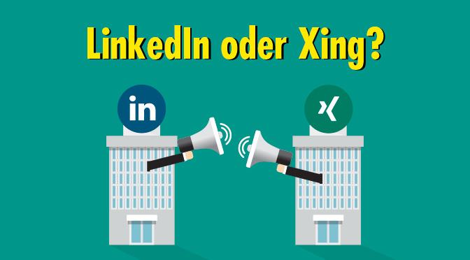 B2B-Kommunikation: Was haben Xing und LinkedIn zu bieten?