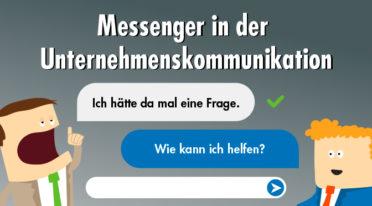 Wie sich Messenger strategisch für die Corporate Communication nutzen lassen