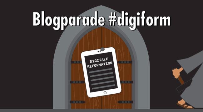 Blogparade #digiform