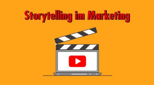Storytelling im Marketing: Wie Geschichten die Zielgruppen begeistern