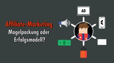 Wie funktioniert eigentlich Affiliate-Marketing? Basics für Einsteiger