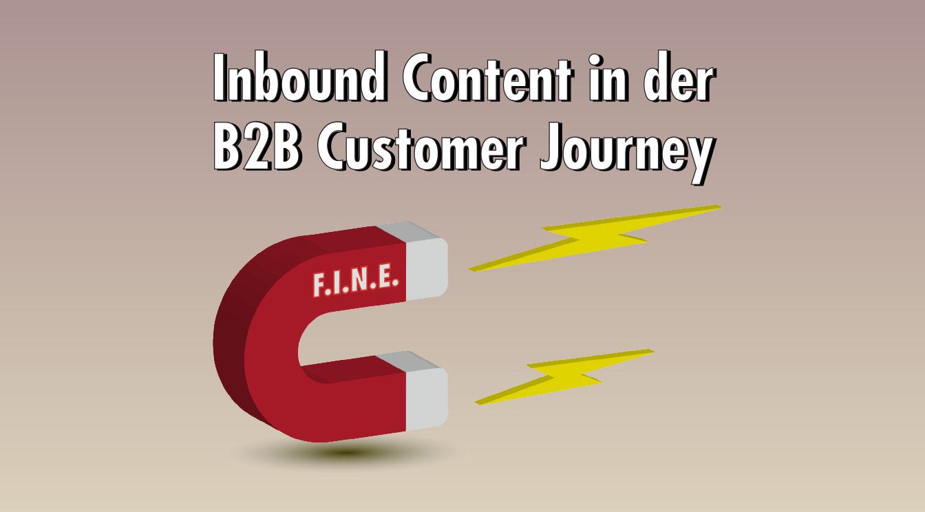 Customer Journey im B2B: Lead-Generierung als Dreh- und Angelpunkt