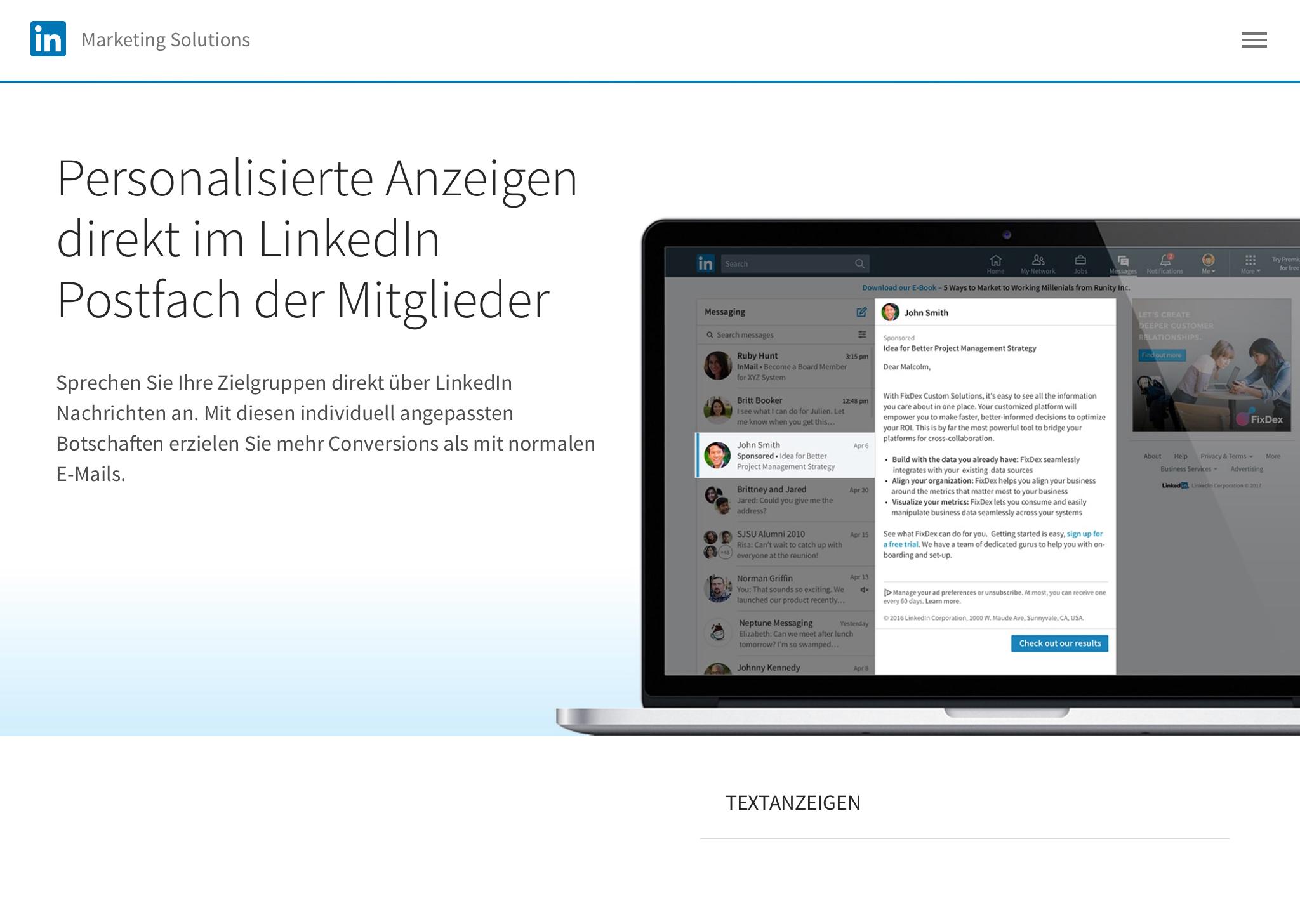 Fein Builder Für Online Organisation Fortsetzen Ideen - Beispiel ...