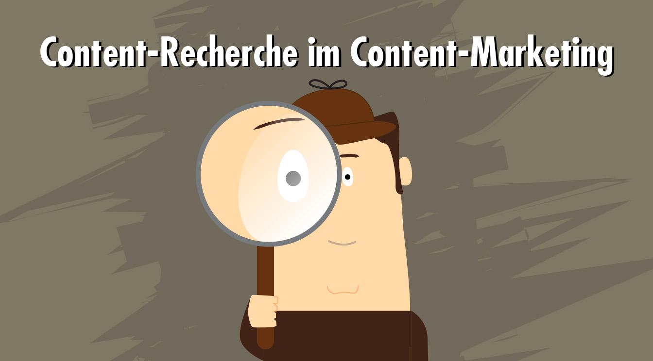 Content-Recherche im Content-Marketing: Mit journalistischen Methoden inhaltliche Qualität sicherstellen