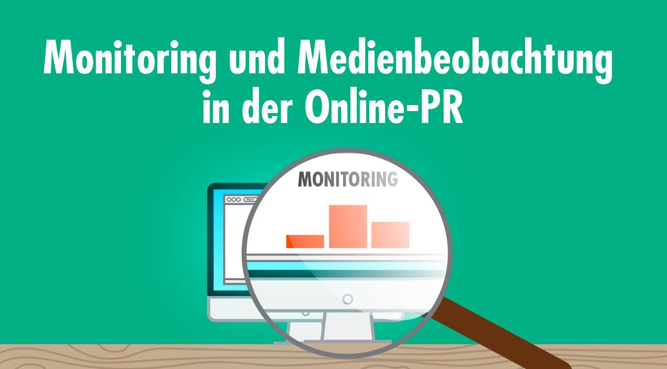 Warum Online-PR ohne Monitoring und Medienbeobachtung im Dunkeln tappt