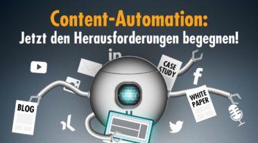 Automatisierter Content und KI: Zukunft oder Alptraum der Kommunikation?