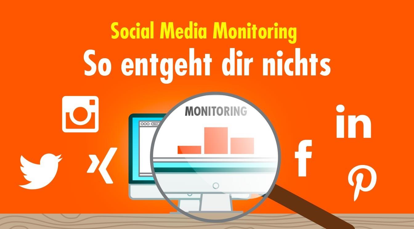 Social Media Monitoring 2019: Drei Trends und Tipps