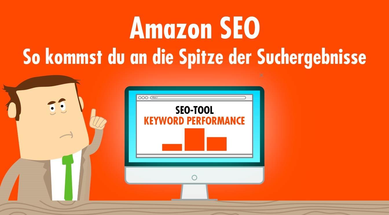 Amazon SEO: So kommst du an die Spitze der Amazon-Suchergebnisse