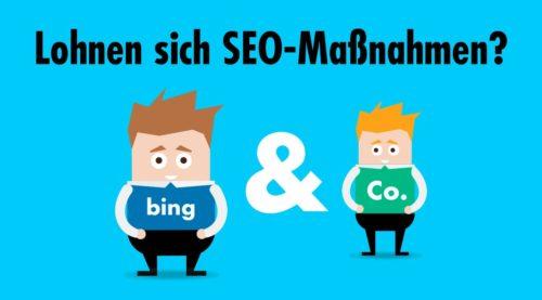 Bing und Co. – Welche Suchmaschinen kämpfen um Platz zwei? Und lohnt sich die Optimierung?