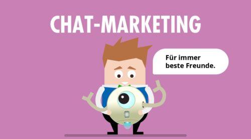 Chat-Marketing: Zukunft der Kundenkommunikation und Wachstumstreiber im E-Commerce
