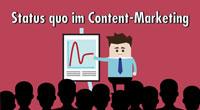 """Warum die """"Content-Branche"""" inhaltlich nicht länger auf der Stelle treten darf!"""