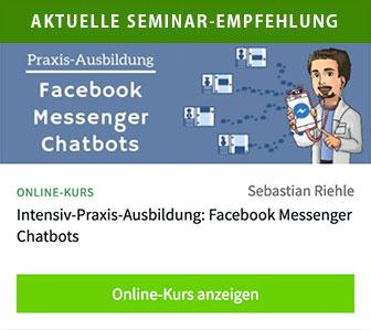 https://www.zielbar.de/seminare-kurse/intensiv-praxis-kurs-facebook-messenger-chatbots-1817/